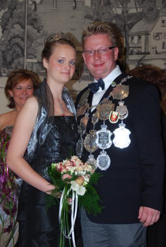 Regimentskönigspaar 2013-2014